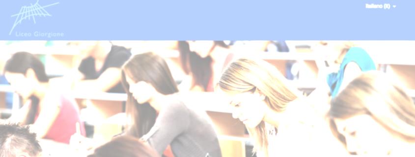 Immagine studenti in classe