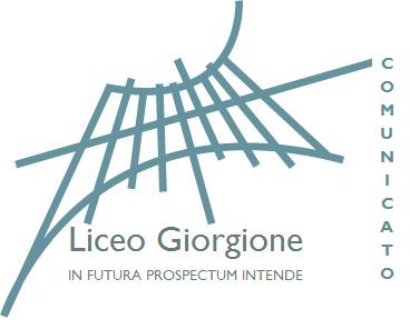 logo comunicato Liceo Giorgione